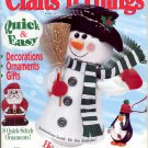 CRAFTS N THINGS BACK ISSUE MAGAZINE JANUARY 1997 NOS NEAR MINT
