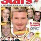 "QUICK & EASY ""STARS"" CROSS STITCH BACK ISSUE CRAFTS MAGAZINE NOS NEAR MINT"