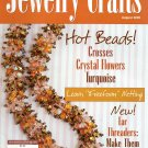 JEWELRY CRAFTS MAGAZINE AUGUST 2005 DISCONTINUED NEW OLD STOCK MINT