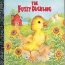 A LITTLE GOLDEN BOOK - CHICK-FIL-A - THE FUZZY DUCKLING # 2 HB 1977 NM