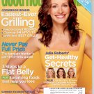 GOOD HOUSEKEEPING MAGAZINE JULY 2008 JULIA ROBERTS HEALTHY SECRETS W/KATE HUDSON & PALTROW & ANISTON