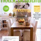 HOUSE BEAUTIFUL MAGAZINE AUG 2008 CALM COLORS ~ KITCHEN OF YEAR at ROCKEFELLER CENTER MINT