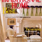 TRADITIONAL HOME MAGAZINE MAY 2008 PRACTICAL TIPS FROM TOP 10 DESIGNERS NEAR MINT