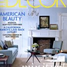 ELLE DECOR MAGAZINE JULY AUG 2008 MAGICAL MARTHAs VINEYARD CALIFORNIA RANCH CAREFREE NEW ORLEANS