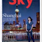 DELTA SKY A TRAVELING MAGAZINE APRIL 2008 SHANGHAI COPENHAGEN VENICE MINT