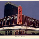 CAL NEVA CASINO RENO NEVADA COLOR POSTCARD #34 UNUSED MINT