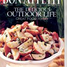 BON APPETIT COOKING BACK ISSUE MAGAZINE AUGUST 2000 - OUTDOOR LIFE GREAT FOOD TO GO NM