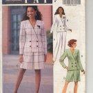 BUTTERICK #6104 LESLIE FAY PATTERN-WOMEN'S JACKET SHORTS & PANTS SIZE 8-12 UNCUT OOP 1992 VG