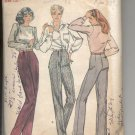 BUTTERICK #3299 PATTERN - WOMEN'S MISSES PROPORTIONED PANTS SIZE 12 CUT/USED OUT OF PRINT OK