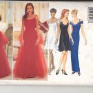 BUTTERICK CLASSICS #4446 PATTERN - WOMEN'S MISSES DRESS SIZE 6-12 CUT/USED OUT OF PRINT 1996 VG