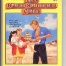 THE BABY-SITTERS CLUB #8 BOY-CRAZY STACEY BY ANN M. MARTIN CHILDRENS PB BK 1987 VG