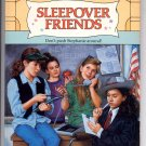 SLEEPOVER FRIENDS #15 STEPHANIE'S BIG STORY BY SUSAN SAUNDERS PAPERBACK BOOK 1989 NM