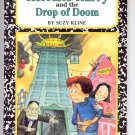 HORRIBLE HARRY AND THE DROP OF DOOM BY SUZY KLINE PB BOOK 2000 NM