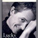LUCKY MAN - A MEMOIR BY MICHAEL J. FOX 2002 HARDCOVER 1ST ED. BOOK NM