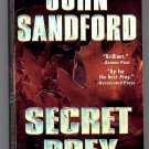 SECRET PREY BY JOHN SANDFORD 1999 PAPERBACK BOOK NM COND.