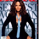 ESQUIRE MAGAZINE NOVEMBER 2008 ~ HALLE BERRY IS THE SEXIEST WOMAN ALIVE NM