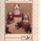 ALWAYS AN ANGEL FOR ANY SEASON # JW-36 SEWING CRAFT PATTERN BY JENNY WREN NM