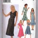 SIMPLICITY PATTERN # 5591 MISS SUMMER DRESS SIZE 12-18 UNCUT 2003 OOP