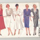 BUTTERICK CLSSICS PATTERN # 4193 MISSES DRESS SIZE 14-18 CUT 1986 OOP