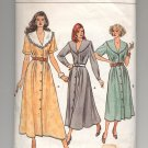 VOGUE  PATTERN # 9875 MISSES DRESS SIZE 8-12 CUT 1987 VINTAGE OOP