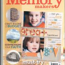 MEMORY MAKERS SCRAPBOOKING CRAFT MAGAZINE MARCH 2007 MINT