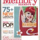 MEMORY MAKERS SCRAPBOOKING CRAFT MAGAZINE APRIL 2007 MINT