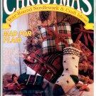 CHRISTMAS YEAR-ROUND NEEDLEWORK & CRAFT IDEAS BACK ISSUE MAGAZINE SEPT OCT 1991 NEAR MINT