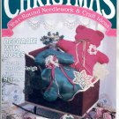 CHRISTMAS YEAR-ROUND NEEDLEWORK & CRAFT IDEAS BACK ISSUE MAGAZINE MARCH APRIL 1992 MINT