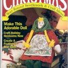 CHRISTMAS YEAR-ROUND NEEDLEWORK & CRAFT IDEAS BACK ISSUE MAGAZINE SEPT OCT 1992 NEAR MINT