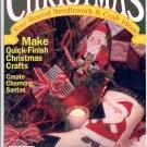 CHRISTMAS YEAR-ROUND NEEDLEWORK & CRAFT IDEAS BACK ISSUE MAGAZINE NOV DEC 1992 MINT