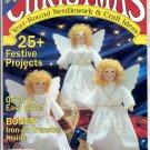 CHRISTMAS YEAR-ROUND NEEDLEWORK & CRAFT IDEAS BACK ISSUE MAGAZINE NOV DEC 1993 MINT