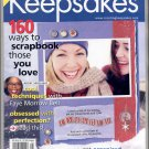 CREATING KEEPSAKES SCRAPBOOKING CRAFT MAGAZINE JAN 2004 NEAR MINT