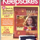 CREATING KEEPSAKES SCRAPBOOKING CRAFT MAGAZINE SEPTEMBER 2007 NEAR MINT
