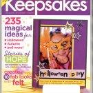 CREATING KEEPSAKES SCRAPBOOKING CRAFT MAGAZINE OCTOBER 2007 NEAR MINT