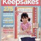 CREATING KEEPSAKES SCRAPBOOKING CRAFT MAGAZINE AUGUST 2008 NEAR MINT