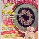 CROSS STITCH PLUS BACK ISSUE CRAFT MAGAZINE JANUARY 1993 NEAR MINT