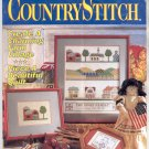 COUNTRY STITCH BACK ISSUE CRAFT MAGAZINE JULY AUGUST 1992 NEAR MINT