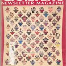QUILTER'S NEWSLETTER MAGAZINE BACK ISSUE CRAFT MAGAZINE MAY 1994 NEAR MINT