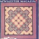 QUILTER'S NEWSLETTER MAGAZINE BACK ISSUE CRAFT MAGAZINE 25th ANNIVERSARY SEPTEMBER 1994 NEAR MINT