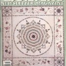QUILTER'S NEWSLETTER MAGAZINE BACK ISSUE CRAFT MAGAZINE MAY 1996 NEAR MINT
