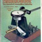 HANDLOADER THE JOURNAL OF AMMUNITION RELOADING BACK ISSUE MAGAZINE # 102 MARCH APRIL 1983 NM