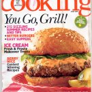 TASTE OF HOME'S HEALTHY COOKING MAGAZINE ~ 215 SUMMER RECIPES ~ JUNE JULY 2011 NM