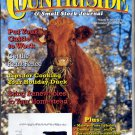 COUNTRYSIDE MAGAZINE MODERN HOMESTEADING NOV DEC 2013 ~ PUT YOUR CATTLE TO WORK NEAR MINT