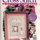 CROSS STITCH & COUNTRY CRAFTS BACK ISSUE MAGAZINE JANUARY FEBRUARY 1996 NEAR MINT