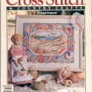 "CROSS STITCH & COUNTRY CRAFTS BACK ISSUE MAGAZINE JANUARY FEBRUARY 1992 NEAR MINT ""C"""