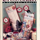 CROSS STITCH & COUNTRY CRAFTS BACK ISSUE MAGAZINE JULY AUGUST 1989 NEAR MINT