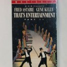 THAT'S ENTERTAINMENT PART 2 W/ FRED ASTAIRE & GENE KELLY (VHS 1994) FACTORY SEALED NEW OLD STOCK