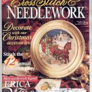 CROSS STITCH & NEEDLEWORK BETTER HOMES & GARDEN BACK ISSUE CRAFTS MAG DECEMBER 1996 MINT