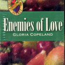 THE FRUIT OF THE SPIRIT ENEMIES OF LOVE BY GLORIA COPELAND 4 VHS SET SEALED NEW OLD STOCK