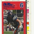 2004 OLE MISS REBELS VS MISSISSIPPI STATE FOOTBALL TICKET STUB ~NOV 27 2004 #D41